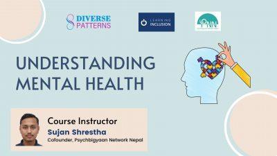 Understanding Mental Health Course Poster